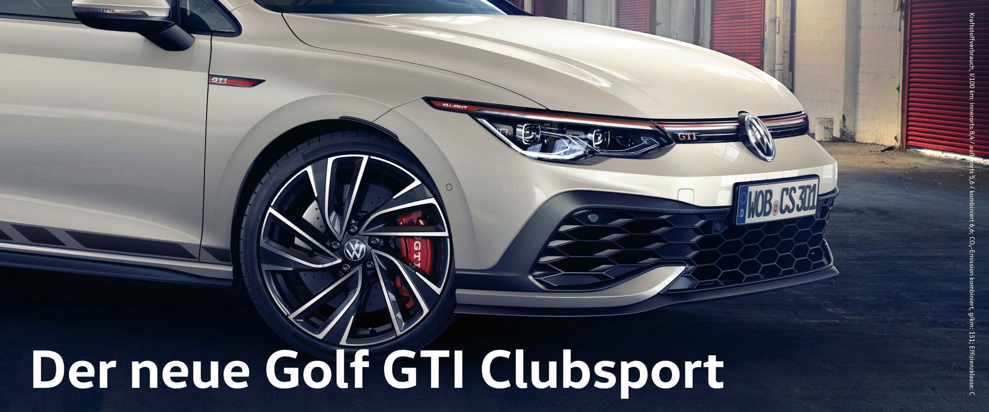 Golf GTI Clubsport