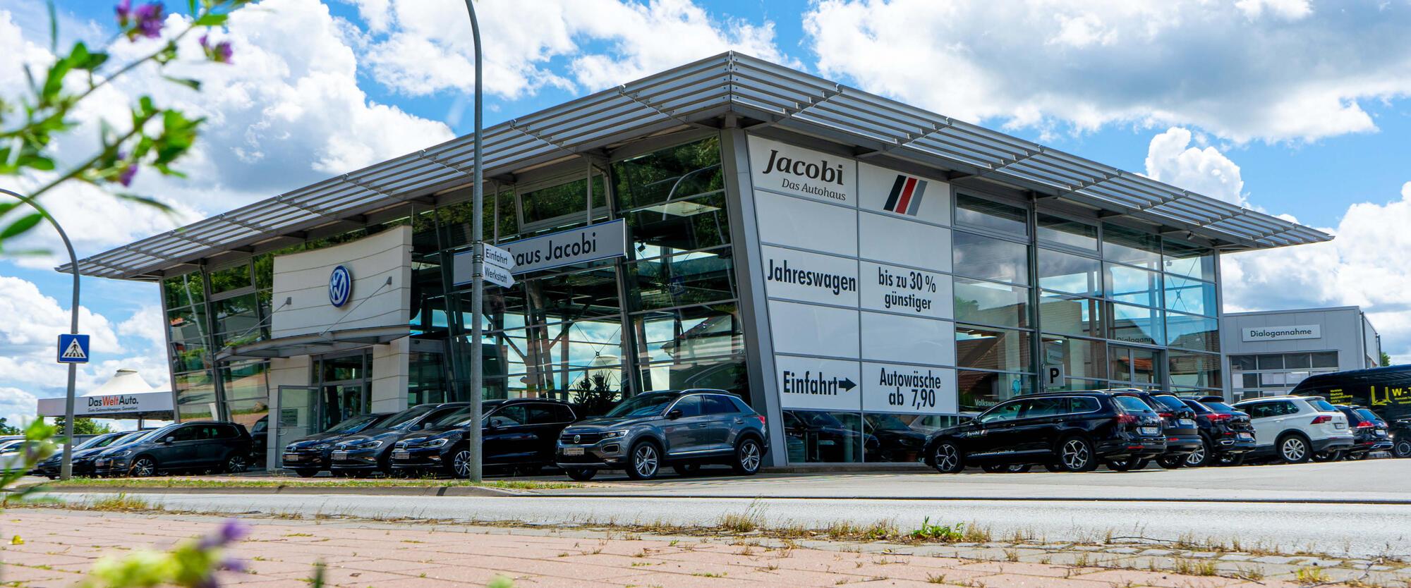 Autohaus Jacobi in Warburg